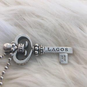 Lagos Lucky Key Necklace